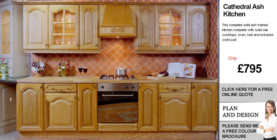 Cathedral Kitchen Suppliers